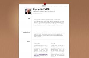 Refonte du site simonjanvier.com